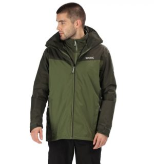 REGATTA Telmar III Waterproof 3 in 1 Jacket