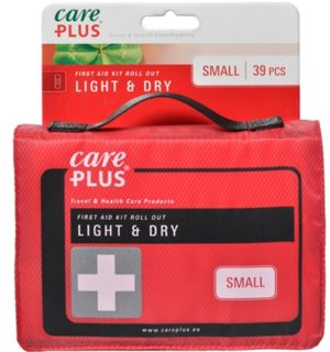 CARE PLUS ΚΙΤ ΠΡΩΤΩΝ ΒΟΗΘΕΙΩΝ ROLL OUT LIGHT AND DRY ΜΙΚΡΟ
