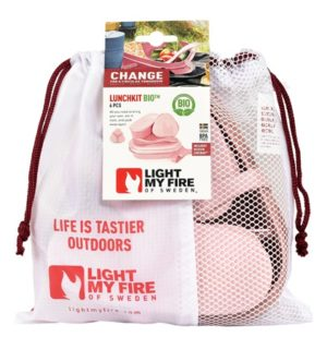 LIGHT MY FIRE LUNCH KIT BIO DUSTY PINK