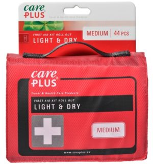 CARE PLUS ΚΙΤ ΠΡΩΤΩΝ ΒΟΗΘΕΙΩΝ ROLL OUT LIGHT AND DRY ΜΕΣΑΙΟ