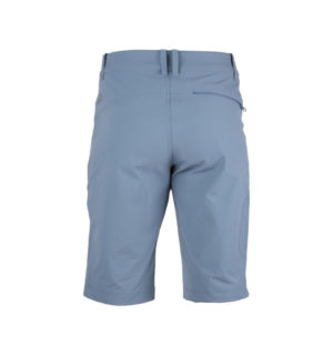 NORTHFINDER DWAYNE Men's trekking shorts with bonded pocket  grey