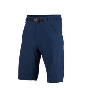 NORTHFINDER DEACON Men's high-tech shorts light trekking 1-layer  navy