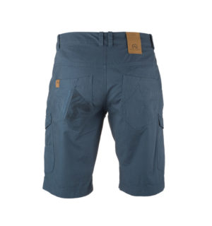 NORTHFINDER QENSTIN Men's cotton shorts  lightblue